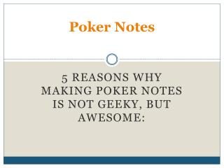 Play Poker Games Online