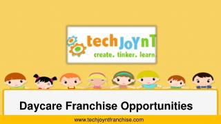 Daycare Franchise Opportunities Vs STEM Franchise Opportunities