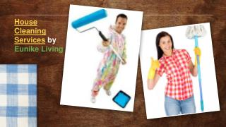 Hire for Part and full time Cleaning team