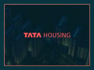 TATA GURGAON GATEWAY SECTOR 113 by TATA HOUSING