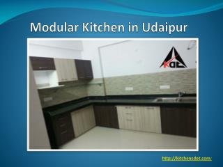 Modular Kitchen in Udaipur