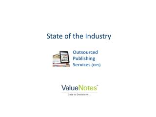 Outsourced Publishing Services: Financial Performance Review