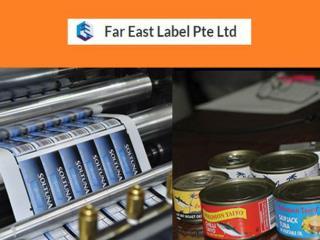 Printed Label Singapore - Thermal Label