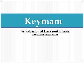 Find the Best Lock Opening Locksmith Tools - Keymam