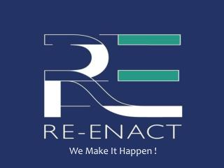 Marketing Services by Re-enact