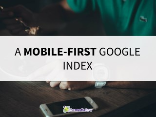 Digital Gaggle 2017 - Mobile Index
