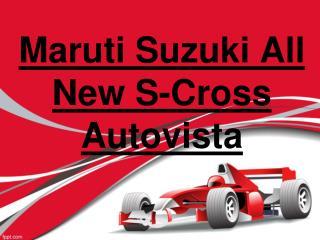 Maruti All New S-Cross 2017 Price in Navi Mumbai, Mumbai & Pune – Autovista