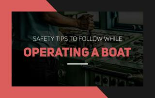 Items That Should Be Kept In a Boat for Emergencies