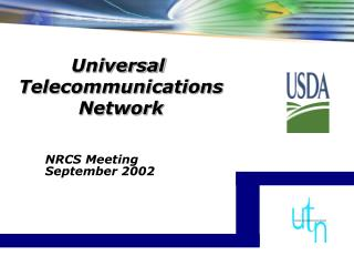 Universal  Telecommunications  Network