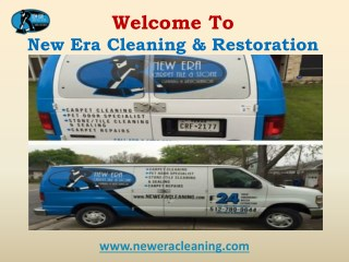 Cleaning & Restoration Service in Austin, TX