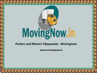 Packers and Movers Vijayawada - Movingnow