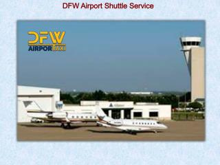 DFW Airport Shuttle Service