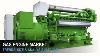 Gas Engines Market Size, Trends Analysis & Forecast 2017-2025