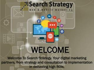 Search Strategy   Digital Marketing Agency London   Digital Marketing Strategy Consulting