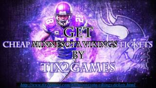 Minnesota Vikings Tickets Discount Code