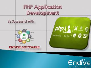 PHP Application Development Services- Hire PHP Developer @ Affordable Prices