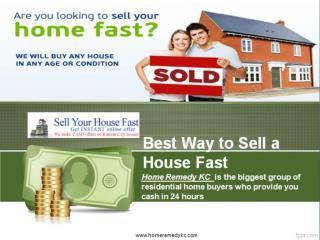 Kansas We Buy Houses City