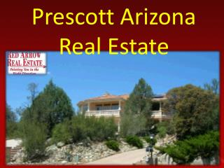 Prescott Arizona Real Estate