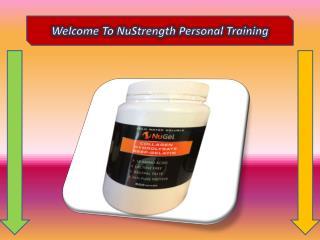 NuGel Protein Powder Australia