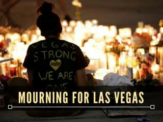 Mourning the Victims in Las Vegas