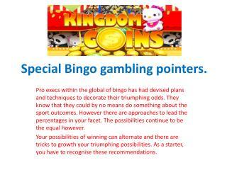 The Dissimilarity Of Two Sites-No Deposit Bingo Sites Vs Free Bingo Sites