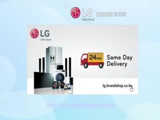 LG Online Products | LG Television Kenya | Refrigerator & Microwave