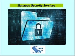 Managed Security Services