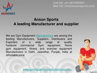 FIND THE RIGHT COMMERCIAL GYM AND FITNESS EQUIPMENTS IN INDIA