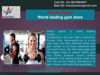 Take the right steps to buy dumbbell online in India