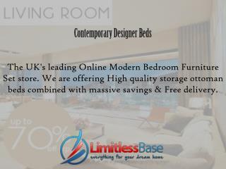 How to Choose Contemporary Designer Beds