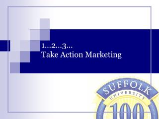 1…2…3… Take Action Marketing