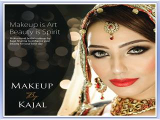 Perfect Airbrush Makeup Artist in Delhi NCR | Makeup by Kajal