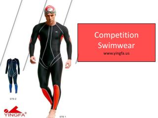 Comfy Competition Swimwear