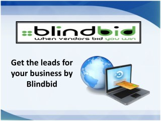 Get the Salesforce success information by Blindbid