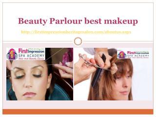 Beauty Parlour best makeup