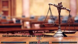 Qualified Lawyers in Lahore Pakistan