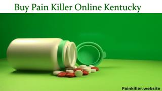 Pain Killer to Relief Instant Pain Kentucky