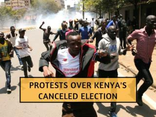 Kenya election 2017