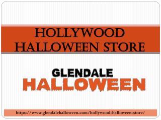 Hollywood Halloween Store
