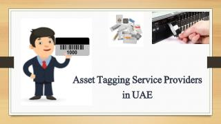 Benefits of Asset Tagging for All Your Assets