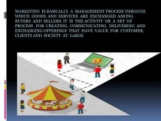 Online-Offline Marketing Services in India