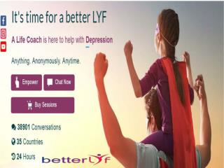 BetterLYF - Teens and Young Adults Counseling