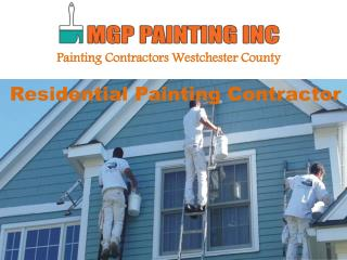 Painting Contractors Westchester County, New York
