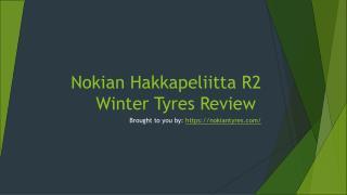 Nokian Hakkapeliitta R2 Winter Tyres Review