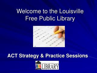Welcome to the Louisville Free Public Library