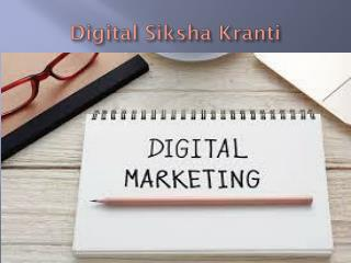 Best SEO Institute in Patna- Digital Siksha Kranti