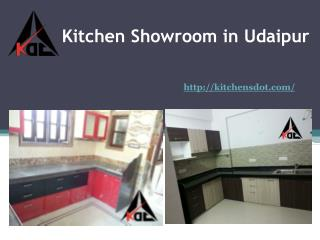 Kitchen Showroom in Udaipur