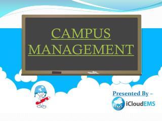 ERP - Campus Management System