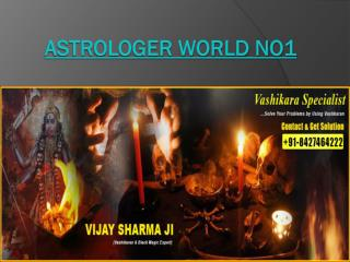 Astrologer world no1 -  91-8427464222