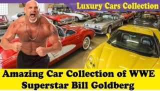 Bill Goldberg Classic Cars Collection 2017